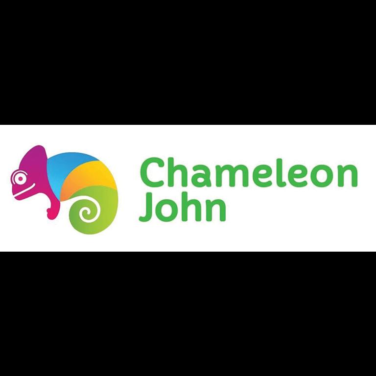 Chameleon John Logo