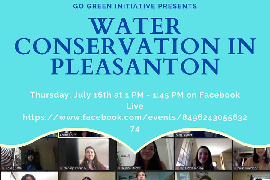 Virtual Internship Water Conservation Presentation